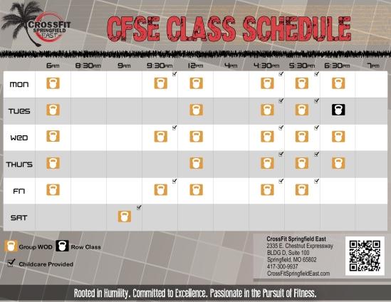 class_schedule